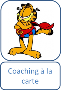 Coaching à la carte
